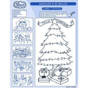 SOCIALES X 30