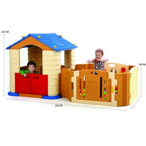 CASA PLAY HOUSE CON PISCINA