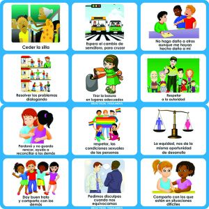 LOTERÍA 4 TABLEROS (CONVIVENCIA)