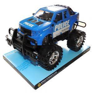 CARRO POLICIA 911 BURBUJA 25J78 P 24